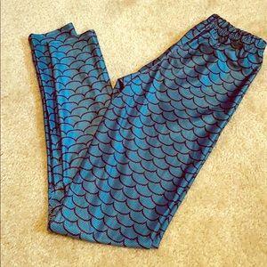 2/10$ Mermaid leggings